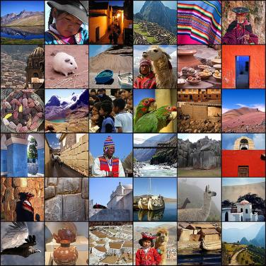 A collage of Peru (click for a larger image)