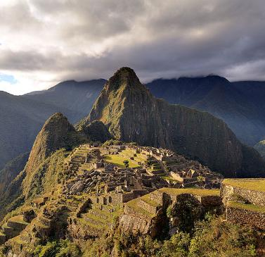 Machu Picchu - One of the New Seven Wonders of the World
